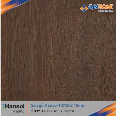 Sàn gỗ Hansol HS1502 - 15mm